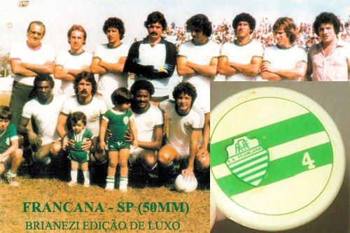 Francana 1978 'A Feiticeira da Brianezi'