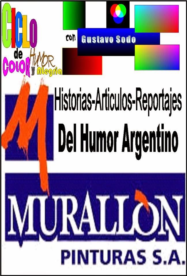 MURALLON PINTURAS Y EL HUMOR