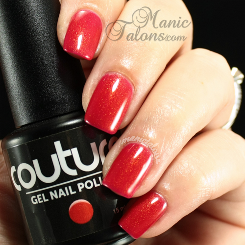 Couture Gel Polish In The Spotlight Swatch