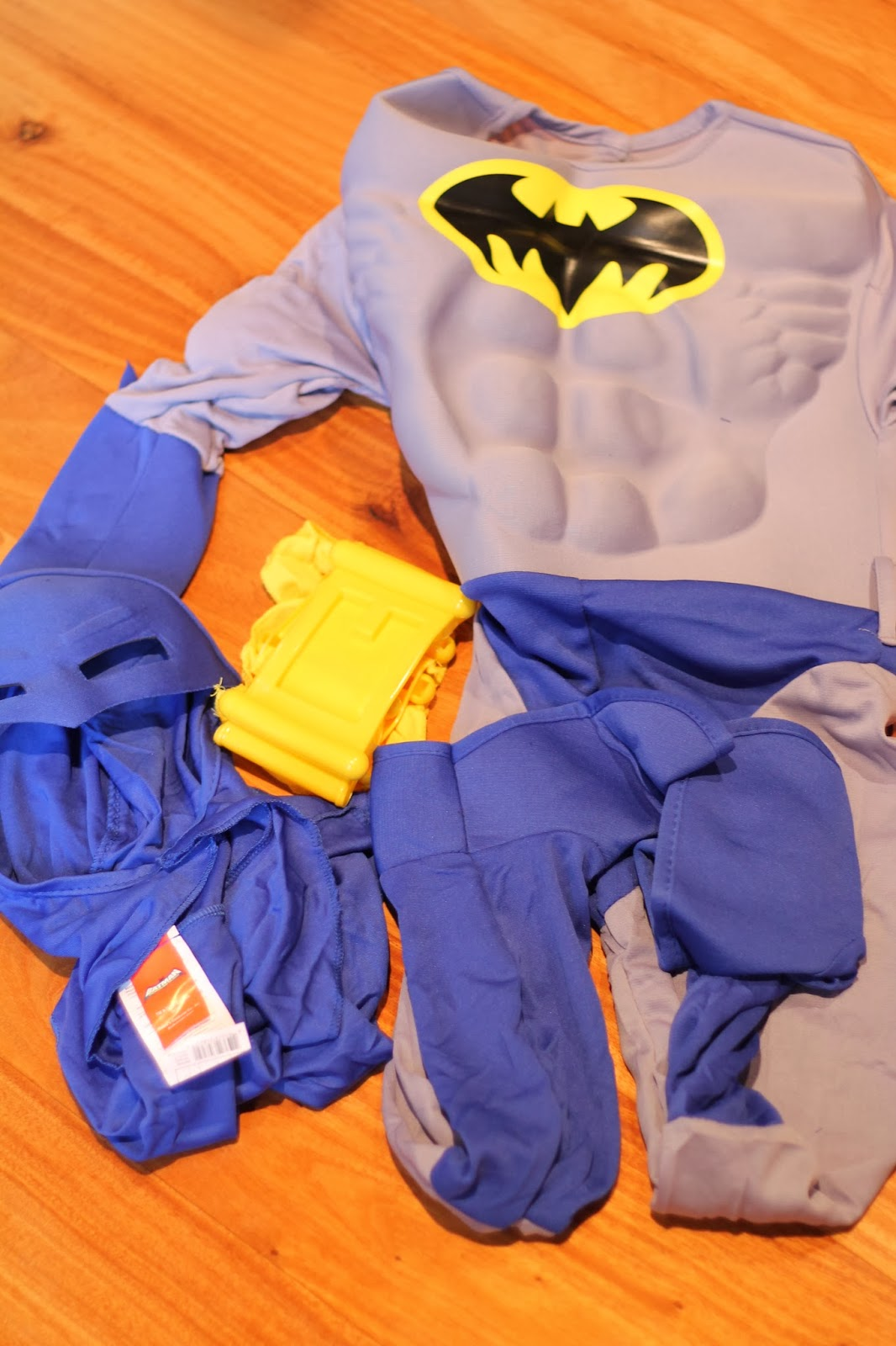 Next came Batman Brave and Bold. Kaden was SO excited to get this costume on. Like many little boys heu0027s all about superheros and this is one of the nicest ... & Costume Express Halloween Costumes ~ Review