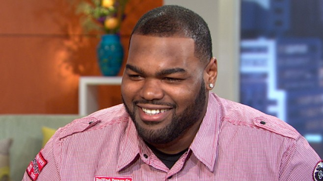 M Oher Players Footbal US Hairstyles