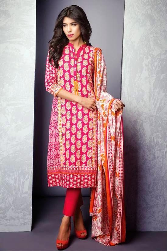 Satrangi summer dresses 2015