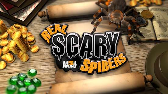 Real Scary Spiders v1.2.7 APK MOD