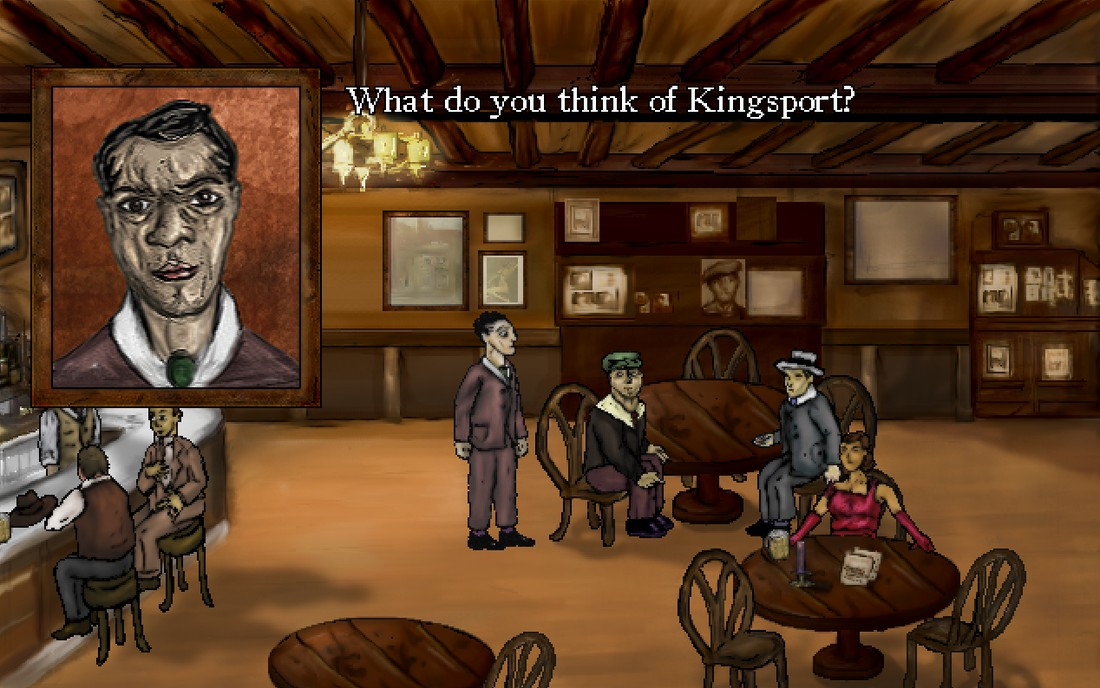 Indie Retro News: The Terrible Old Man - H.P. Lovecraft mini adventure