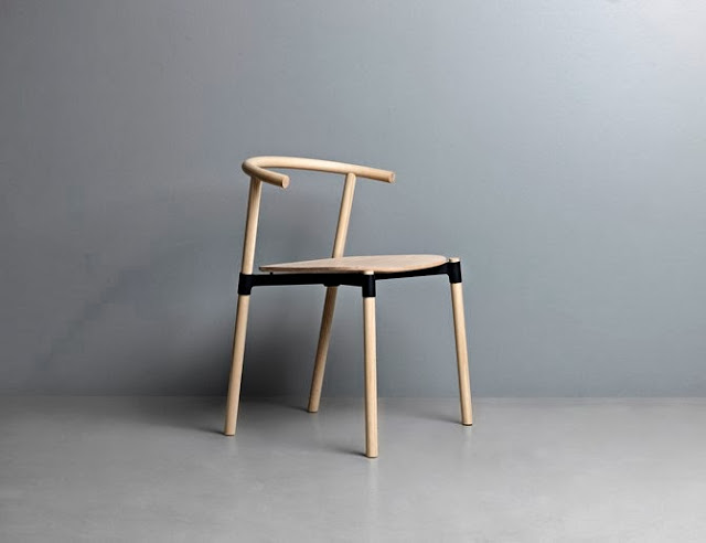 Equal Chair by Lars Beller Fjetland, presented at 100% Norway 2013
