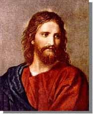 Jesus a 33 ans par Hoffman