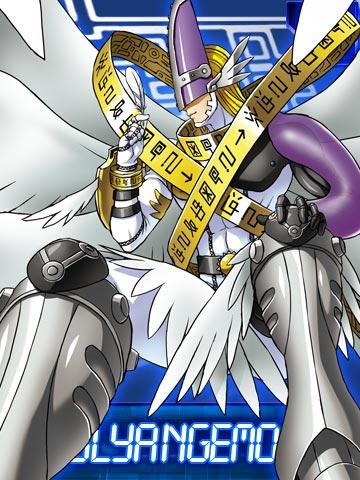Patamon (Seraphimon) MagnaAngemon