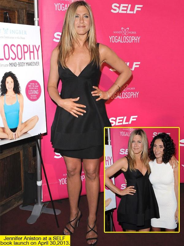Jennifer Aniston: The Break-Up Was Cathatric for Pitt Split