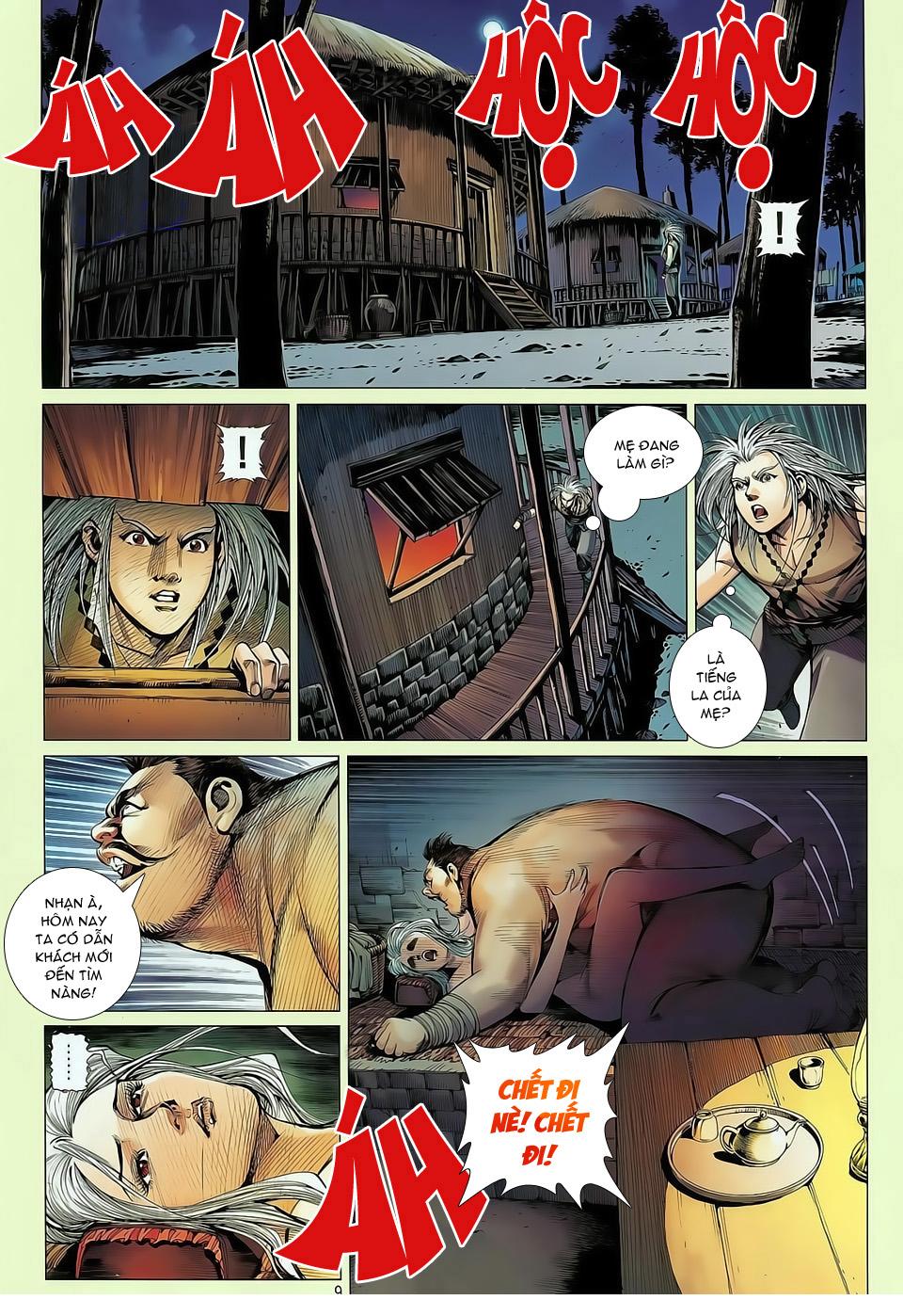 truyện tranh thiết tướng tung hoành Chapter 25/