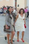Gente muradeña María Antoñeta y Fina
