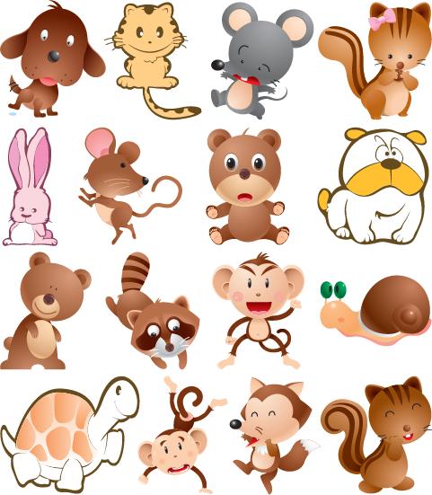Imágenes infantiles de animalitos