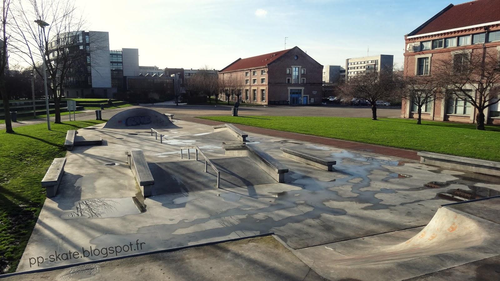 Skatepark Douai