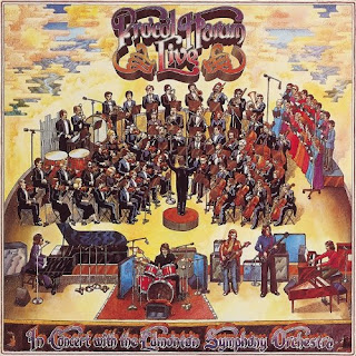 Procol Harum's Live In Concert With The Edmonton Symphony Orchestra