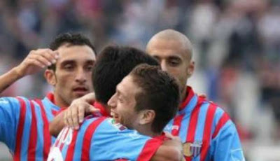 Catania-Lazio 4-0 highlights