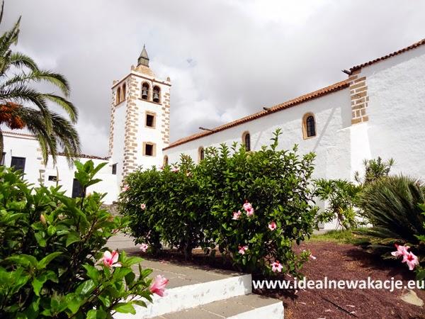 fuerteventura Betancuria kościół