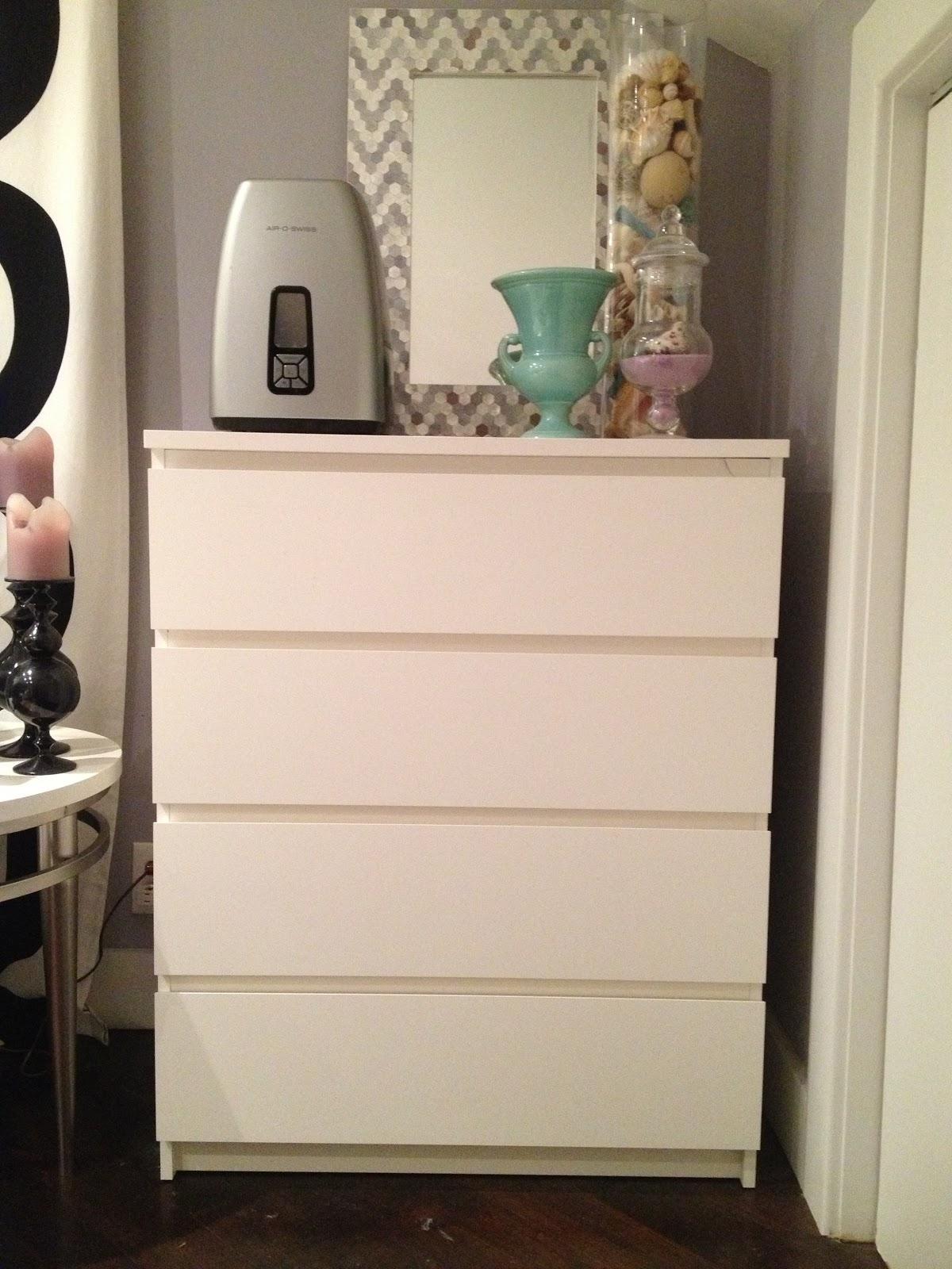 Mizzie Ikea Malm Dresser Hack