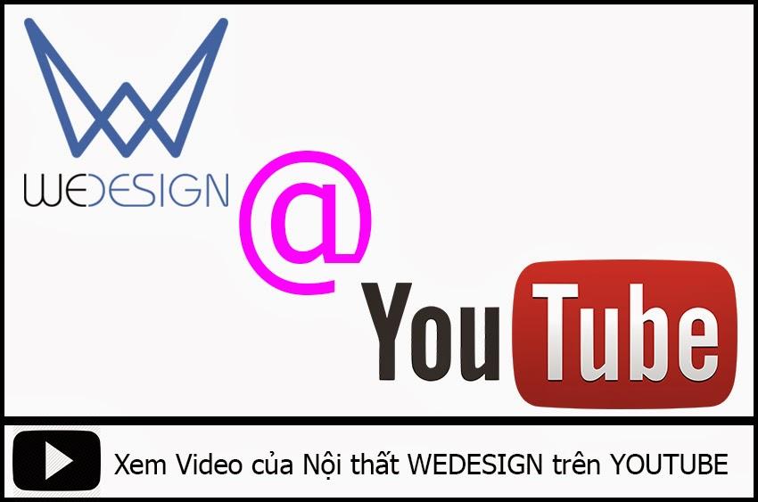 Xem video của Nội thất WEDESIGN trên YOUTUBE