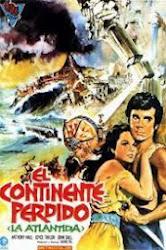 El continente perdido (1968) Descargar y ver Online Gratis