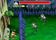 Plants Vs Zombies Cat Battle