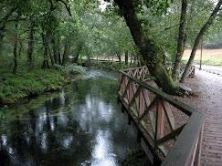 paseo fluvial por el rio verdugo