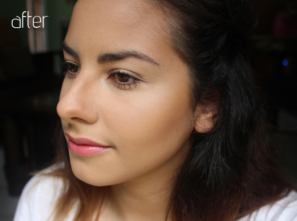 contouring and highlighting powders