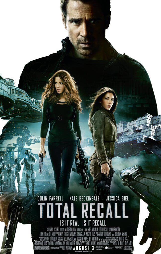 Total Recall / Desafío total [Sub Español][2012]