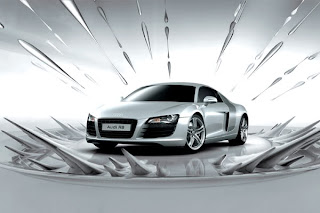 Audi gris