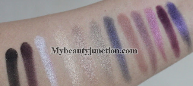 Sleek iDivine Vintage Romance Eyeshadow Palette review and swatches