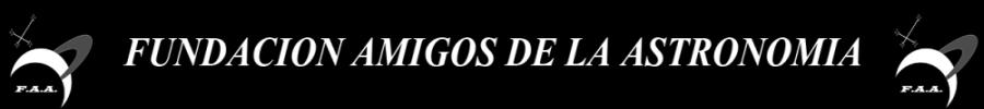 FUNDACION AMIGOS DE LA ASTRONOMIA