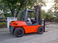 Rental Forklift Pondok Indah