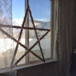 Giant $5 Wooden Star