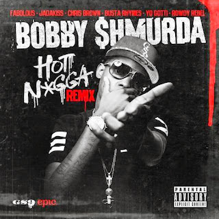 Bobby Shmurda , Fabolous, Jadakiss, Chris Brown, Busta Rhymes, Rowdy Rebel, Yo Gotti , picture