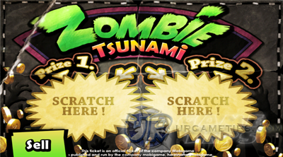 ZOMBIE TSUNAMI will give you the enjoyable time while playing