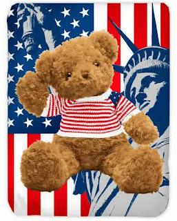 Selimut Kendra Bear USA