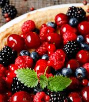 Los antioxidantes de tu comida según su color