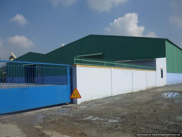 Cho thuê kho xưởng mới xây 2600m2 giá 110tr/tháng Tân Thới Nhất Q12