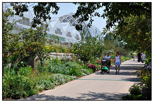 Growing With Plants The Unsinkable Denver Botanic Gardens Rises High