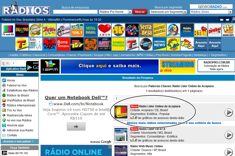 Radioscombr Ouça Radios ao vivo Radios online!
