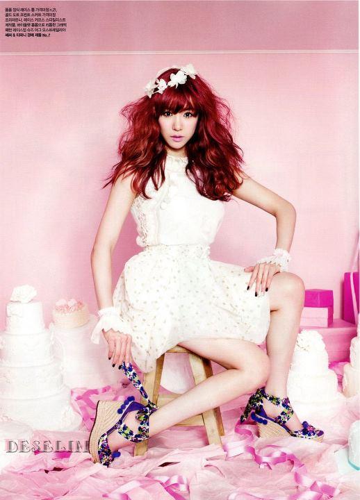 {Pics} ♥ Tiffany @ Ceci Magazine (August Issue) 600016_324326680991809_1480552270_n
