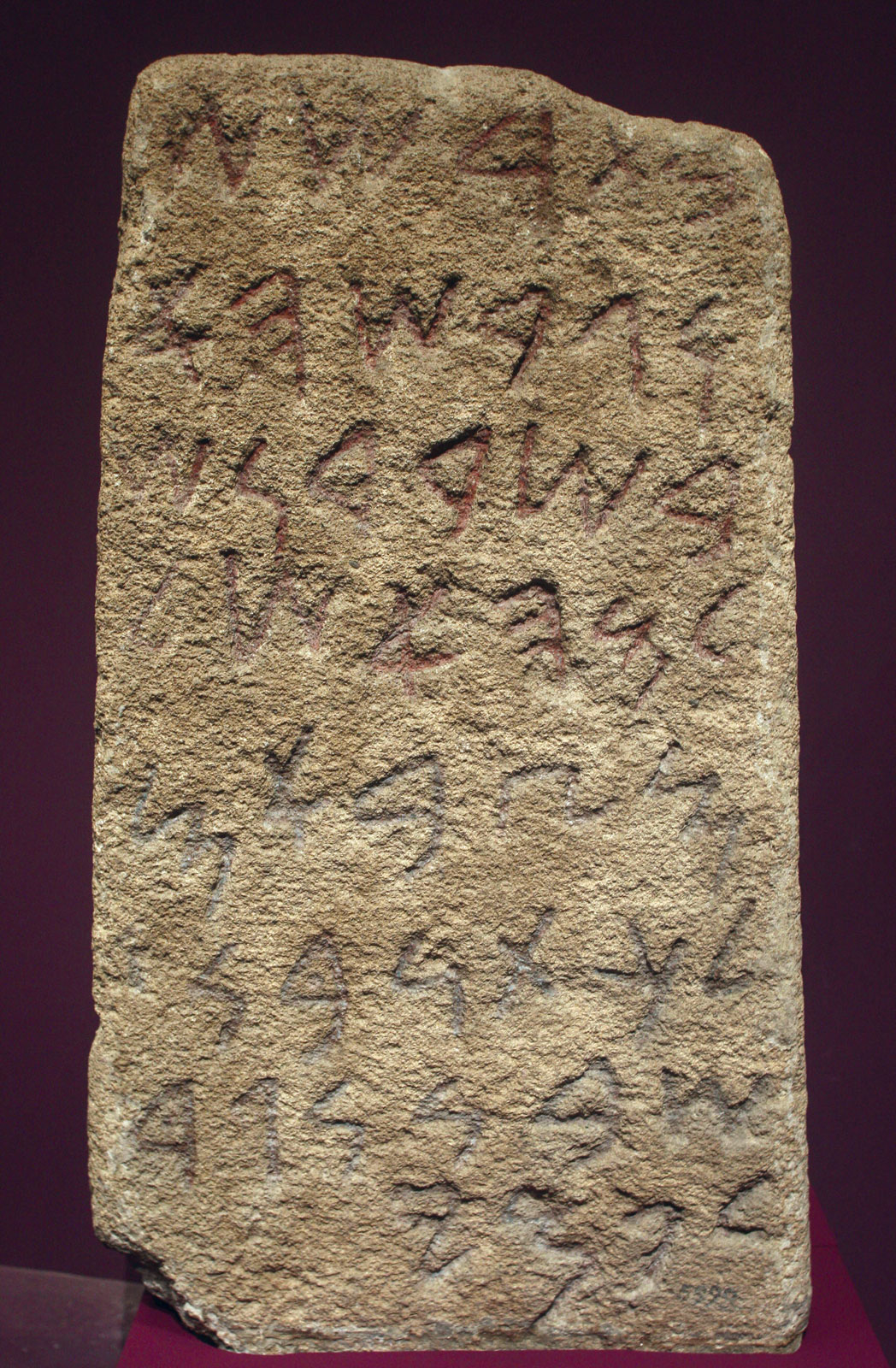 phoenician writing Phoenician alphabet - free download as pdf file  the phoenician letterforms shown here are idealized — actual phoenician writing was cruder and more variable in .