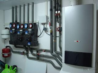 Instalaciones de agua en Zaragoza