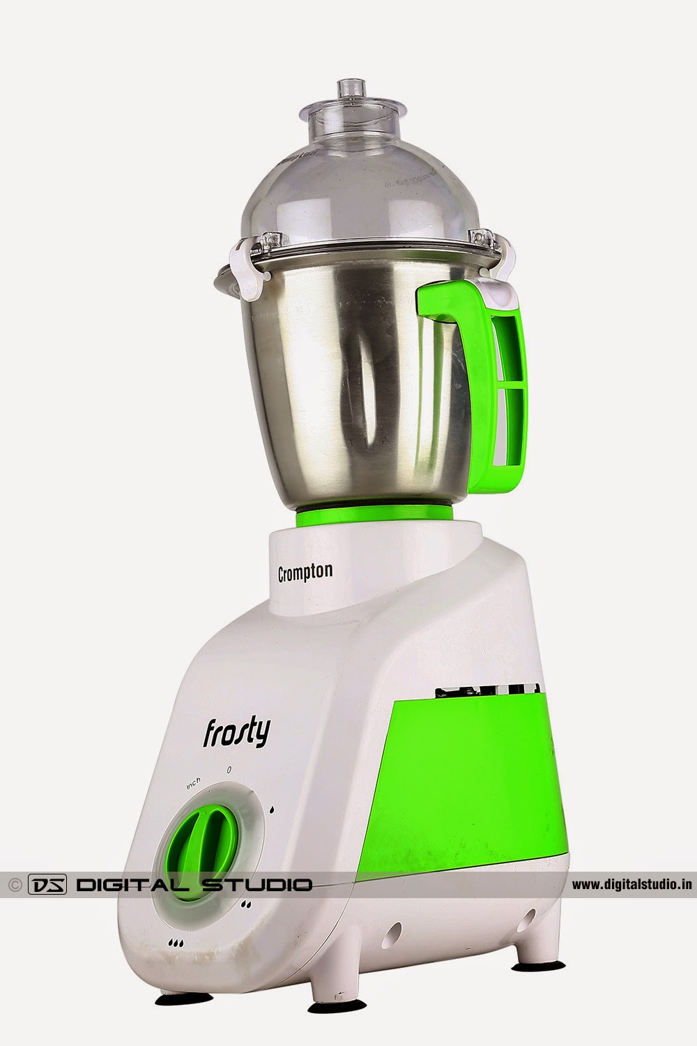 Photograph of mixer grinder