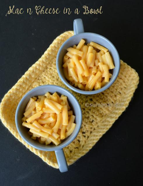 Mac & Cheese in a Mug