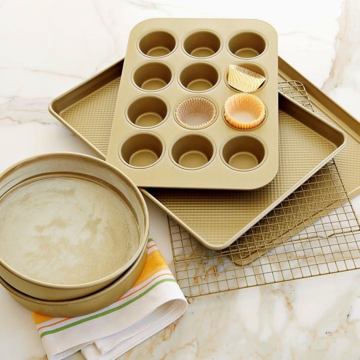 http://www.williams-sonoma.com/products/usa-pan-goldtouch-nonstick-6-piece-essentials-bakeware-set/?pkey=e%7Cgold%2Bbaking%2Bsheets%7C150%7Cbest%7C0%7C1%7C24%7C%7C5&cm_src=PRODUCTSEARCH||NoFacet-_-NoFacet-_-NoMerchRules