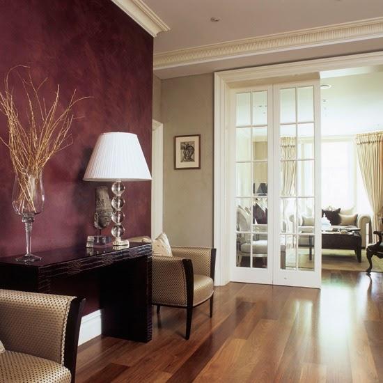 New Home Interior Design Flooring Ideas For Hallways