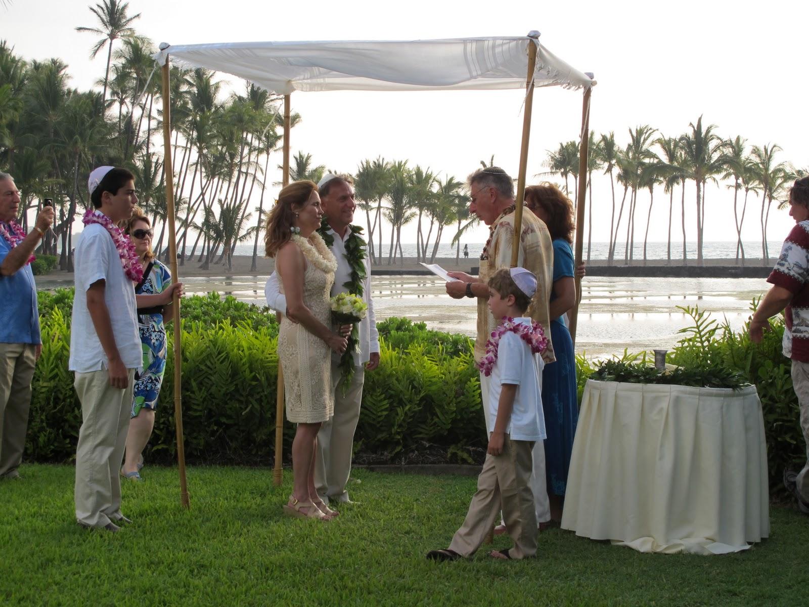 Jewish Weddings In Hawaii