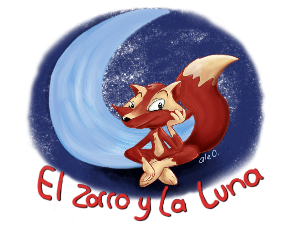 El zorro y La luna