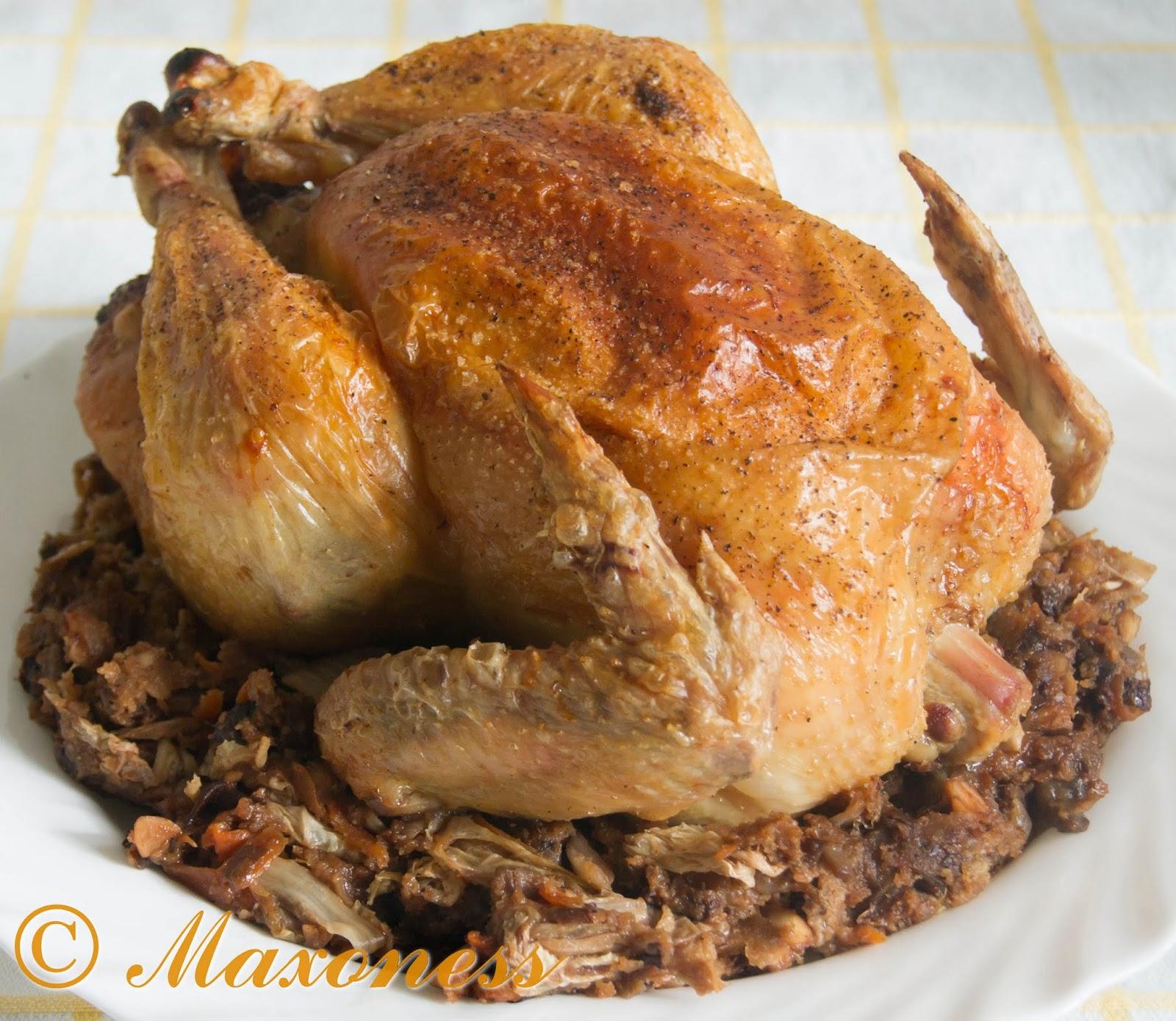 Как интересно приготовить курицу
