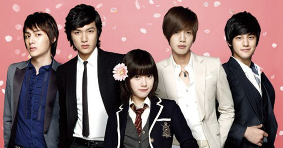Boys Before Flowers Episode 2