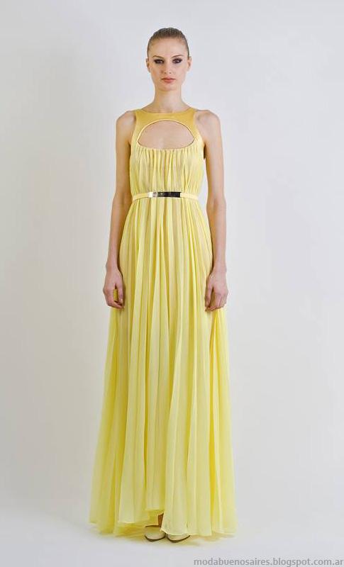 Vestidos 2014. Natalia Antolin moda 2014.